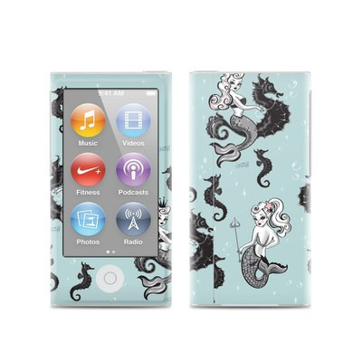 Apple iPod Nano (7G) Skin - Vintage Mermaid