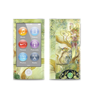 Apple iPod Nano (7G) Skin - Virgo