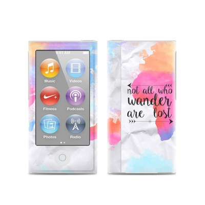 Apple iPod Nano (7G) Skin - Wander