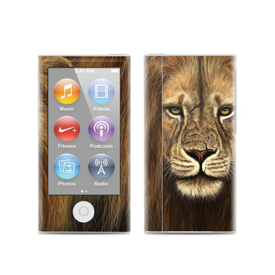 Apple iPod Nano (7G) Skin - Warrior