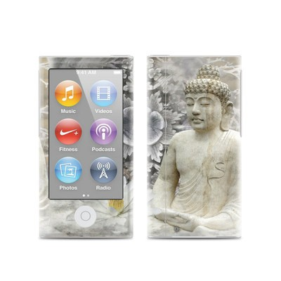 Apple iPod Nano (7G) Skin - Winter Peace