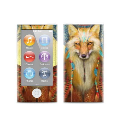 Apple iPod Nano (7G) Skin - Wise Fox