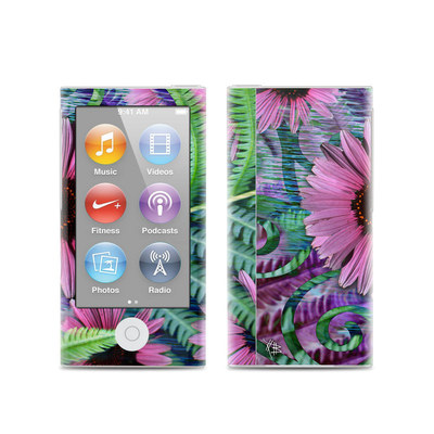 Apple iPod Nano (7G) Skin - Wonder Blossom