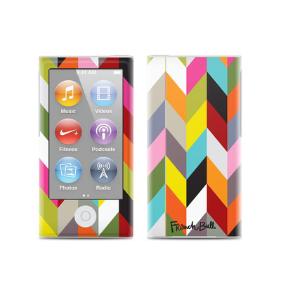 Apple iPod Nano (7G) Skin - Ziggy Condensed