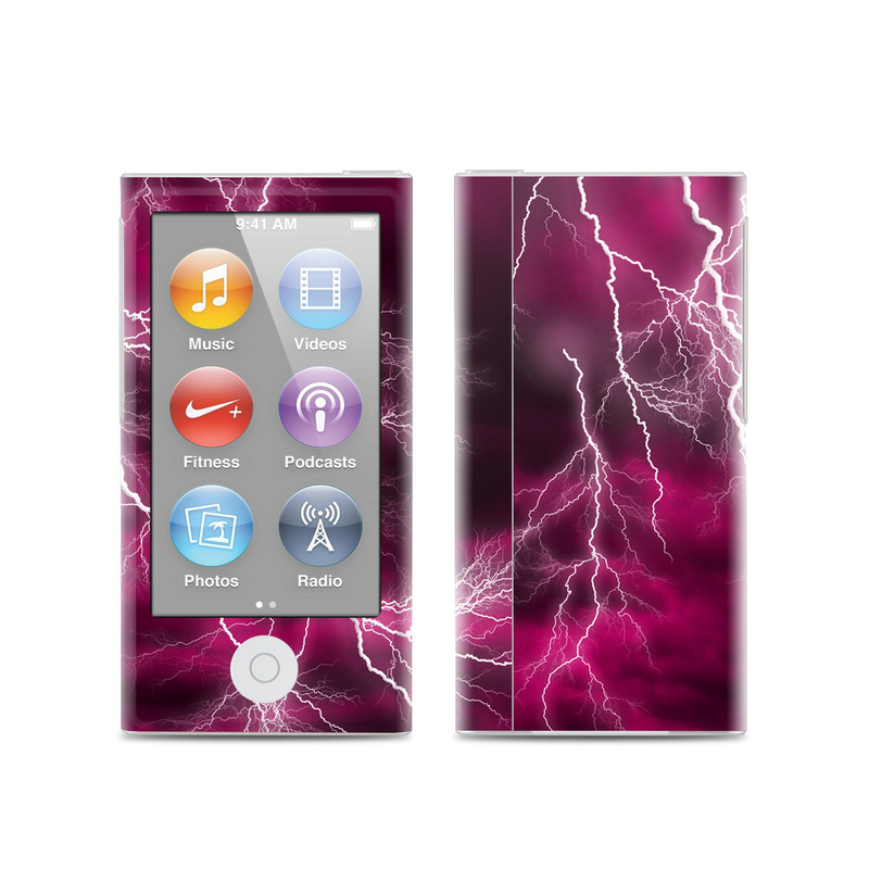 apple ipod nano 7g skin apocalypse pink by gaming. Black Bedroom Furniture Sets. Home Design Ideas
