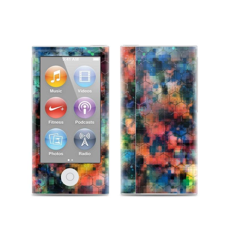 apple ipod nano 7g skin circuit breaker by fp decalgirl. Black Bedroom Furniture Sets. Home Design Ideas