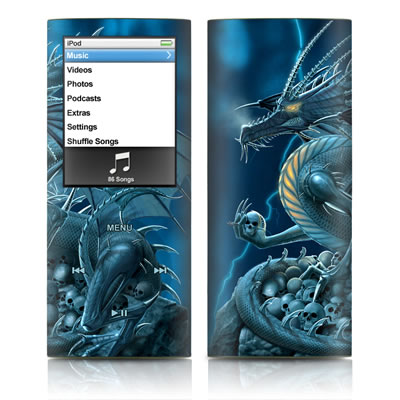 iPod nano (4G) Skin - Abolisher