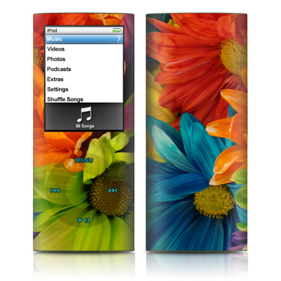 iPod nano (4G) Skin - Colours