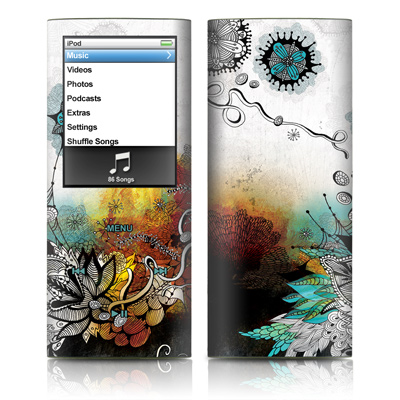iPod nano (4G) Skin - Frozen Dreams