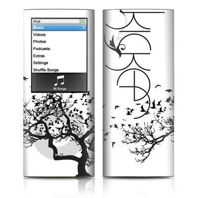 iPod nano (4G) Skin - KICKER Birds