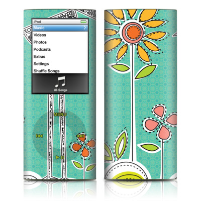 iPod nano (4G) Skin - Little Chicken