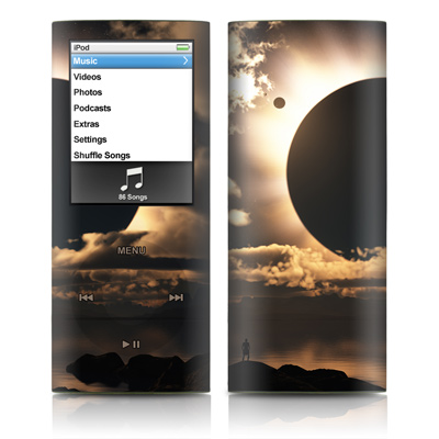 iPod nano (4G) Skin - Moon Shadow