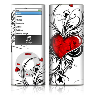 iPod nano (4G) Skin - My Heart