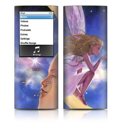 iPod nano (4G) Skin - Star Kiss