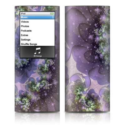 iPod nano (4G) Skin - Turbulent Dreams
