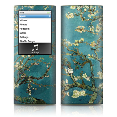 iPod nano (4G) Skin - Blossoming Almond Tree