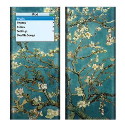 iPod nano (2G) Skin - Blossoming Almond Tree