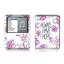iPod nano (3G) Skin - Always Have Hope