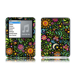 iPod nano (3G) Skin - Nature Ditzy
