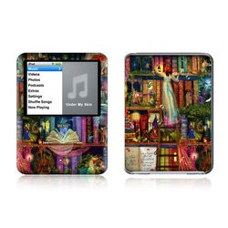 iPod nano (3G) Skin - Treasure Hunt