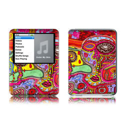 iPod nano (3G) Skin - The Wall