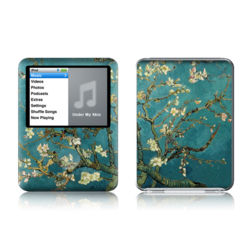 iPod nano (3G) Skin - Blossoming Almond Tree