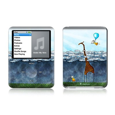 iPod nano (3G) Skin - Above The Clouds