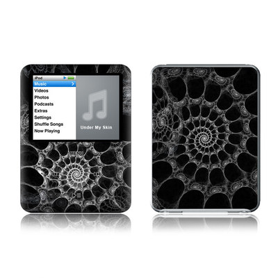 iPod nano (3G) Skin - Bicycle Chain