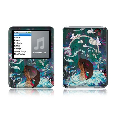 iPod nano (3G) Skin - Distraction