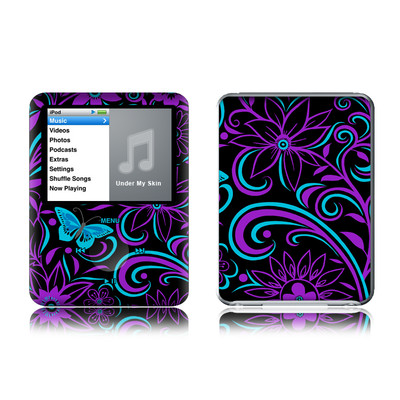iPod nano (3G) Skin - Fascinating Surprise
