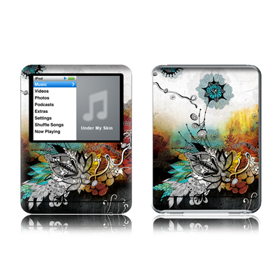 iPod nano (3G) Skin - Frozen Dreams