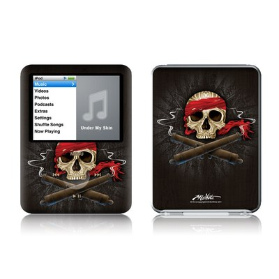 iPod nano (3G) Skin - High Seas Drifter