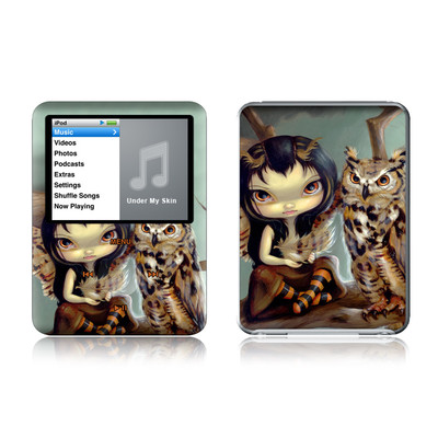 iPod nano (3G) Skin - Owlyn
