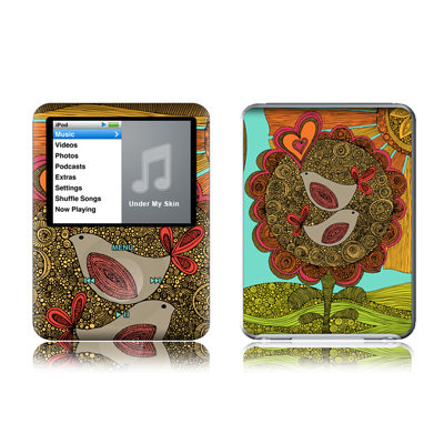 iPod nano (3G) Skin - Sunshine