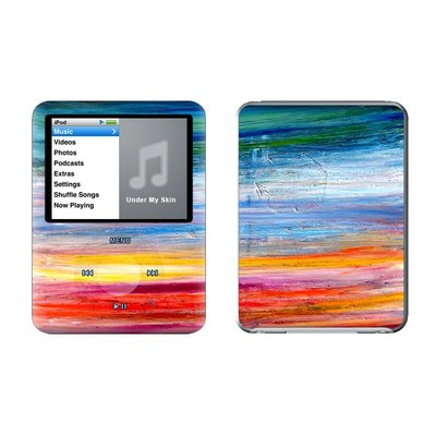 iPod nano (3G) Skin - Waterfall