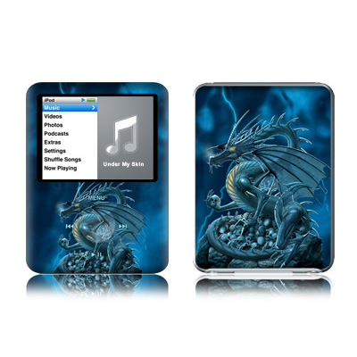 iPod nano (3G) Skin - Abolisher