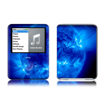 iPod nano (3G) Skin - Blue Giant