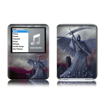 iPod nano (3G) Skin - Death on Hold