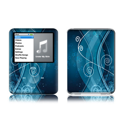 iPod nano (3G) Skin - Superstar
