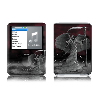 iPod nano (3G) Skin - Time is Up