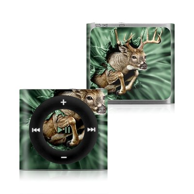 Apple iPod Shuffle 4G Skin - Break Through Deer