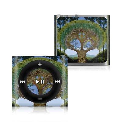 Apple iPod Shuffle 4G Skin - Celtic Tree