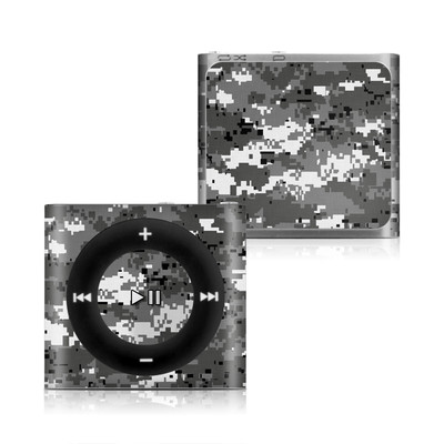 Apple iPod Shuffle 4G Skin - Digital Urban Camo