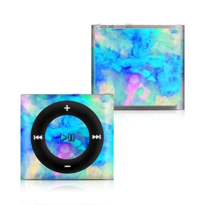 Apple iPod Shuffle 4G Skin - Electrify Ice Blue