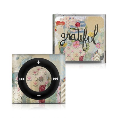 Apple iPod Shuffle 4G Skin - Grateful