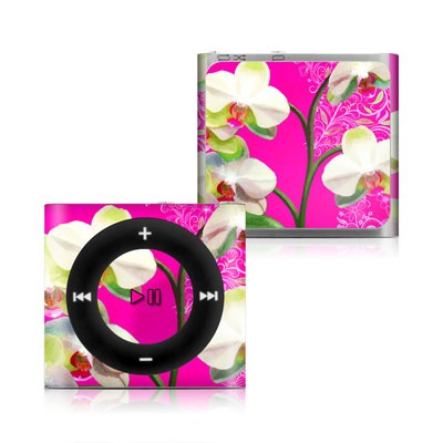 Apple iPod Shuffle 4G Skin - Hot Pink Pop