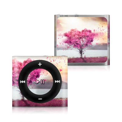 Apple iPod Shuffle 4G Skin - Love Tree