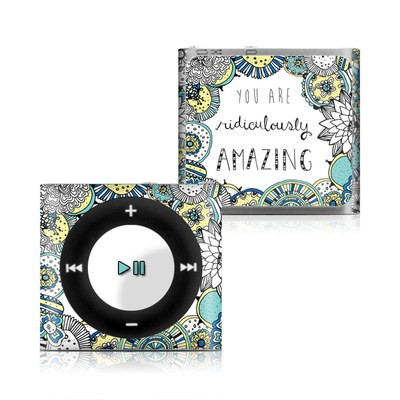 Apple iPod Shuffle 4G Skin - You Are Ridic