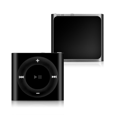 Apple iPod Shuffle 4G Skin - Solid State Black