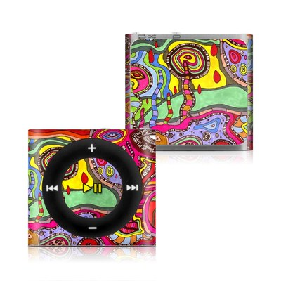 Apple iPod Shuffle 4G Skin - The Wall